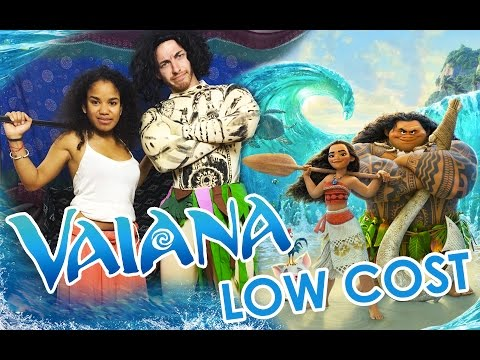 VAIANA Low Cost (Alex Ramires Feat Elodie Arnould)