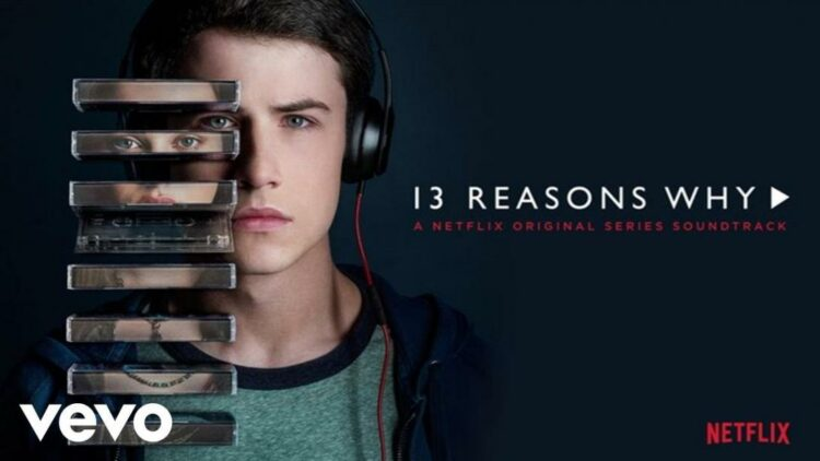 Afficheséries à regarder -13 reasons why