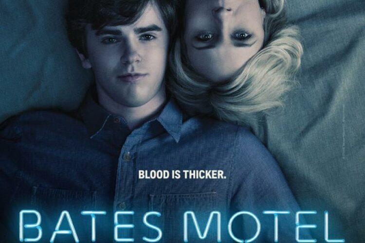 Affiche séries à regarder - Bates Motel