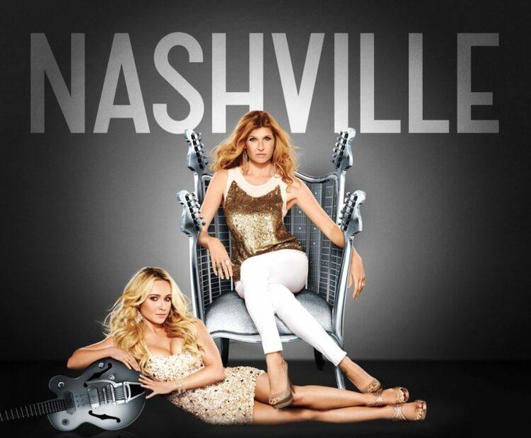 Affiche séries à regarder -Nashville