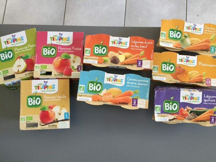Ensemble de produits les Tilapins Bio photo 4