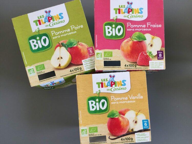 Recettes sucrées les Tilapins Bio photo 2
