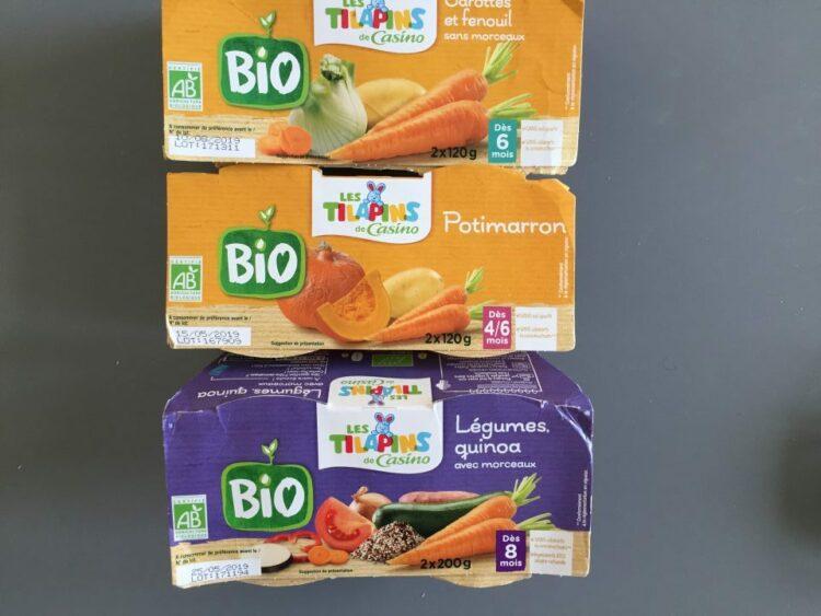 Recettes végétariens les Tilapins Bio photo 3