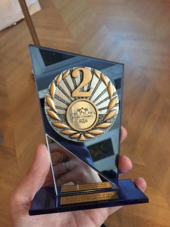trophée BlogBusters