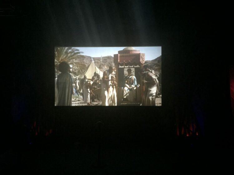sas d'accueil Expo Game of Thrones photo 1