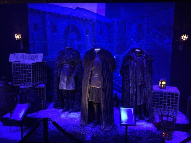 Costume garde de nuit