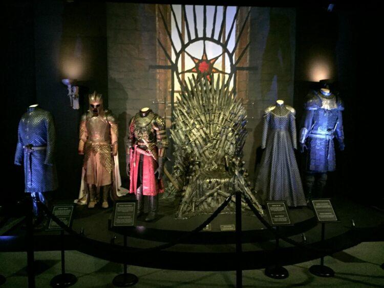 Costume Trone de fer