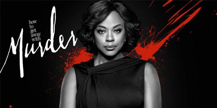 Affiche séries à regarder - Murder