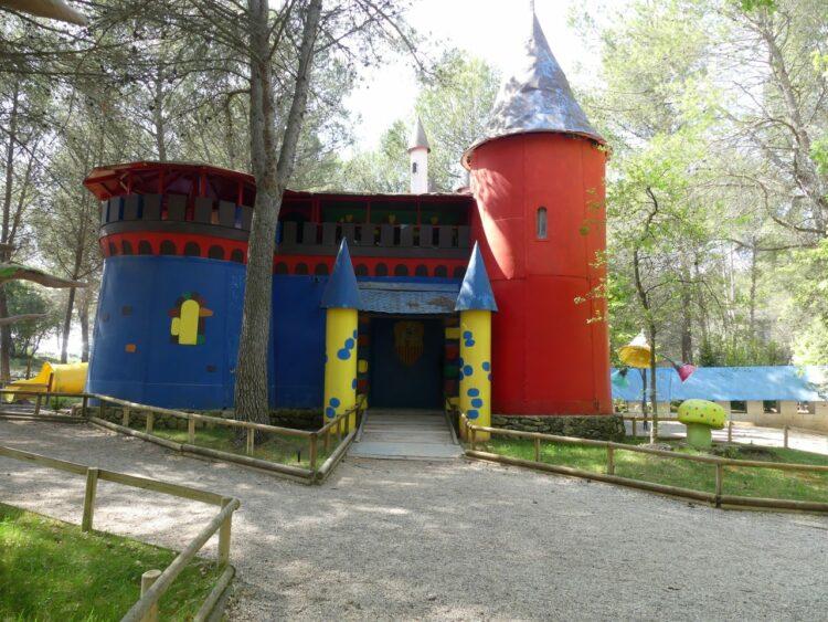 village des automates-chateau