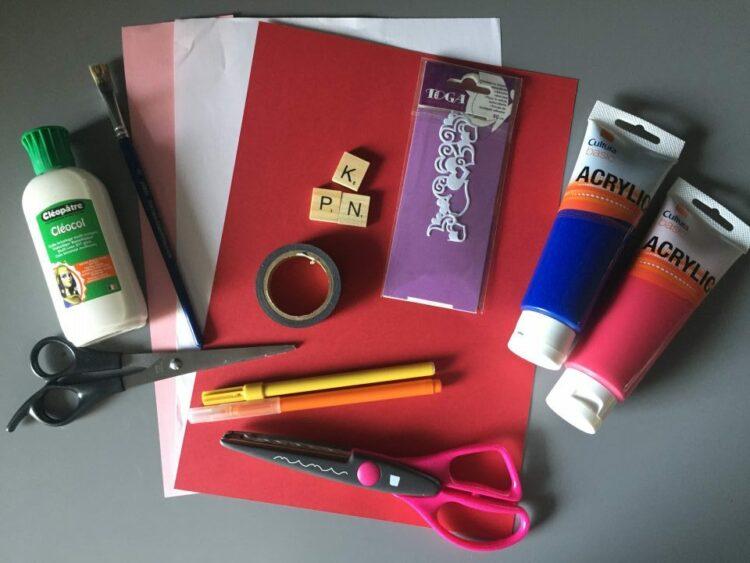 fournitures pour cadeaux